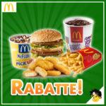 Mäcces-Rabatte