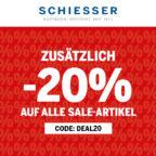 Schiesser_Sale_Gutschein