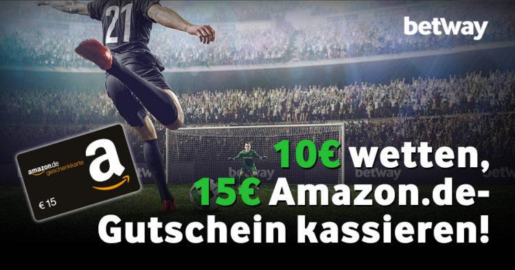 Gutschein Amazon Dez 2019