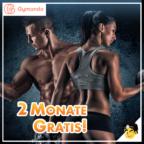 2 Monate Fitness mit Gymondo