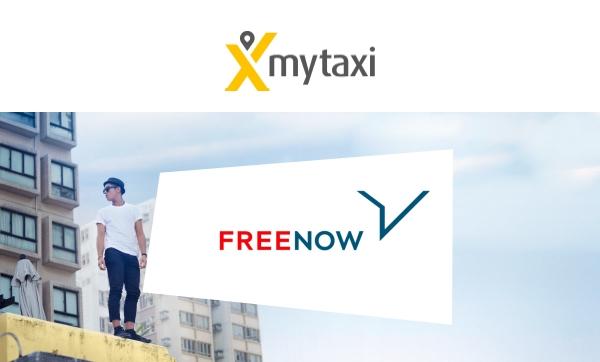 mytaxi freenow