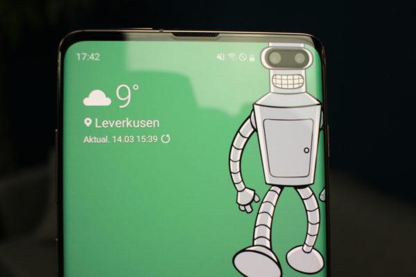 Galaxy S10+ Bender