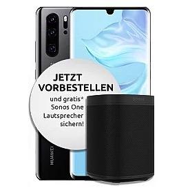 Huawei P30 Pro 128GB LTE Black congstar Logitel Titelbild