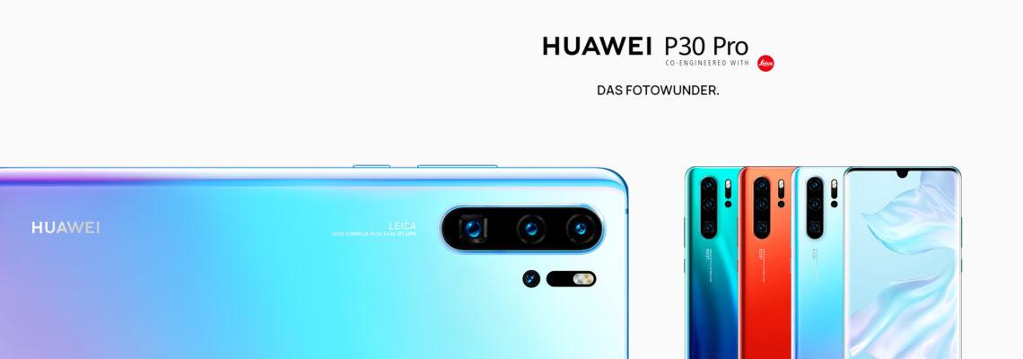 Huawei P30 Pro Fotowunder