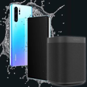 Huawei P30 oder Huawei P30 Pro vorbestellen und Sonos One abstauben Titelbild