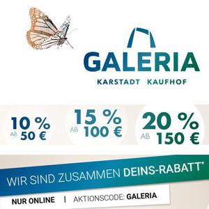 Kaufhof-Karstadt-Rabatt