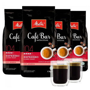 Melitta-Kaffeebohnen