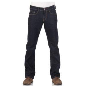 Mustang Herren Jeans Oregon Straight Blau