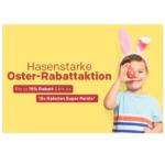 Oster-Sale bei Rakuten: Bis zu 15% Rabatt + 15-fache Superpunkte auf alles von hunderten Händlern *09.04.-23.04.19*