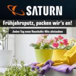 Saturn Frühjahrsputz: Haushaltshelfer im Angebot z.B. Neato Botvac D403 Connected Saugroboter für 399€ (statt 504€)