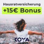 coya hausratversicherung bonus deal thumb