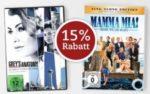 Nur heute bei Thalia: *15% Rabatt* auf Filme mit Gutscheincode: MOVIE15MRZ