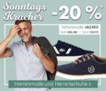 """Karstadt: *Sonntags-Kracher* mit Code """"sk2403"""""""