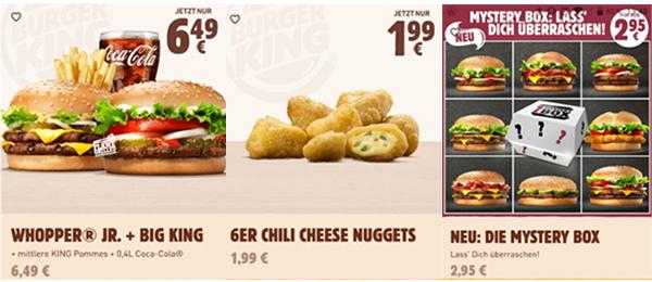 burger king coupons juni 2019