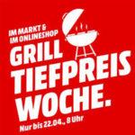 MediaMarkt: Grill-Tiefpreiswoche z.B. Dangrill Thor 300 PS Gasgrill für 199€ (statt 276€)