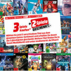 MediaMarkt Game-Aktion