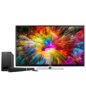 Medion-TV-+-Soundbar