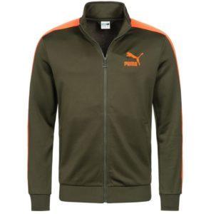 PUMA Classics T7 Track Jacket Herren Trainingsjacke für 24,99€