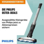 Saturn: Philips Osteraktion - z.B. Philips Airfryer Friteuse für 100€ (statt 123€)