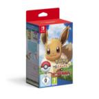 Pokémon Let's Go, Evoli! + Pokéball Plus