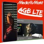 *LTE-Tarif eff. GRATIS inkl. 80€Ersparnis*: Allnet-Flat + 4GB LTE + Galaxy S9 Plus + Xbox One X Special Edition bei mtl. 31,99€ (u.v. weitere Bundles!)