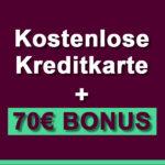 *Jetzt 70€ Bonus* Kostenlose Hanseatic GenialCard mit 30€ Startguthaben + 40€ Amazon.de Gutschein