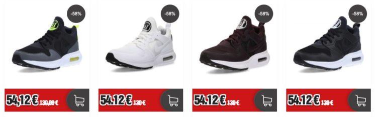 Nike Sneaker Sale bei