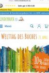 Nur heute: 10% Rabatt auf Bestellungen bei Kinderbuch.de - 15€ MBW
