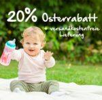 20% Osterrabatt im NUK-Shop