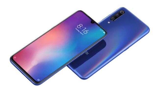 XIAOMI MI 9, Smartphone