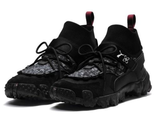 PUMA x LES BENJAMINS Trailfox Schuhe