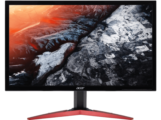 ACER KG241QP Full HD Gaming Monitor 1 ms Reaktionszeit FreeSync 144 Hz