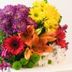 Blumenstrauß-Blütentraum