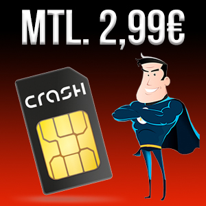 Crash 2,99€ Titelbild