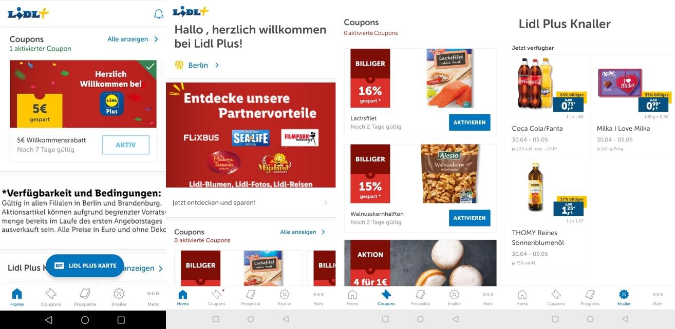 Lidl Plus Deutschland