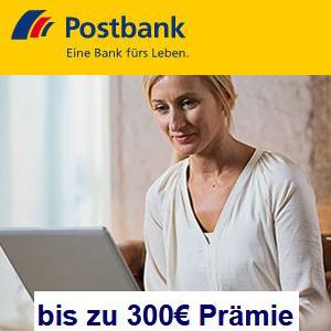 Postbank-prämie