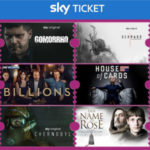 Sky Entertainment Ticket: 1 Monat für 4,99€ (Game of Thrones, Chernobyl, Billions etc.)