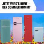 Sommeraktion-Kühlschrank