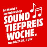 MediaMarkt: Soundwoche z.B. 2er Set Anker Soundcare Flare Lautsprecher für 79€ (statt 140€)