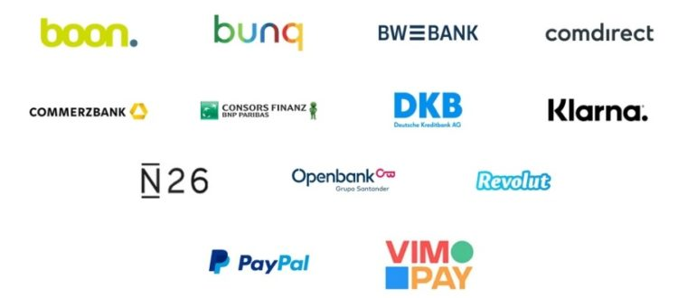 Teilnehmende Banken – Google Pay