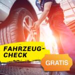 *Wieder da* Gratis Fahrzeug-Check bei Vergölst