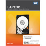 WD Laptop Mainstream