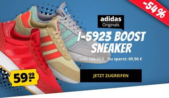 ADIDAS I 5923 BB2091W | Rot | 49,99 € | Sneaker |