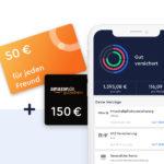 CLARK: 150€ BestChoice-/Amazon.de Gutschein + 50€ für jede Empfehlung