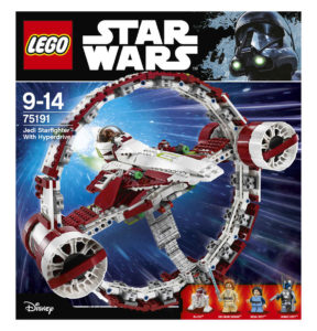 lego star wars jedi star fighter