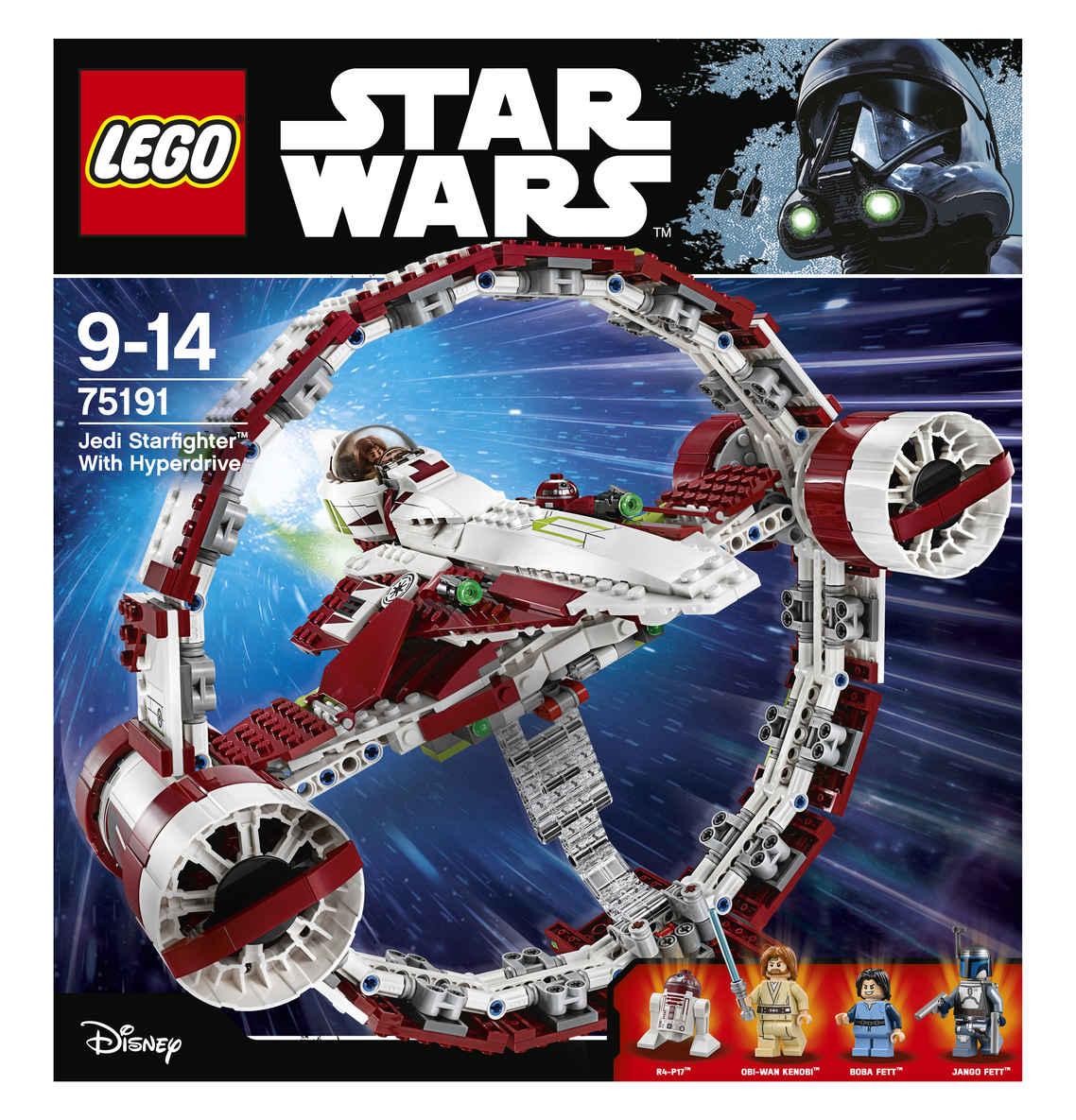lego star wars jedi star fighter