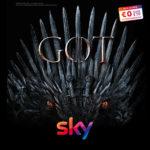 Sky Entertainment HD: Game of Thrones Finale Staffel für 12,49€/Monat + 50€ Bonus + 0,00€ Aktivierungsgebühr