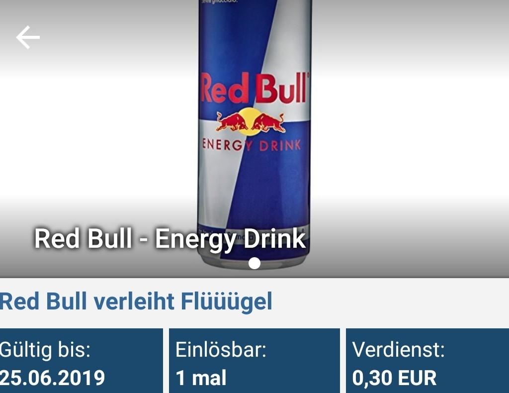 Red Bull Für 0,69 Bei Rewe (reebate