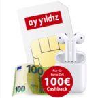 Ay Yildiz Ay Allnet Aktion inkl. Apple AirPods Titelbild