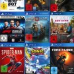 Saturn // MediaMarkt: Days of Play mit PS4 Games ab 9,99€